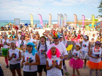 THE COLOUR RUN PLETT 2015