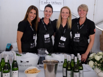 SASFIN WINE AND BUBBLY FESTIVAL 2015