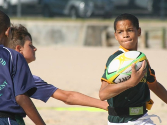 DISCOVERY PLETT EASTER GAMES JUNIOR TAG RUGBY 2014