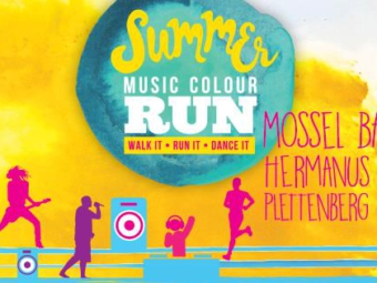 SUMMER MUSIC COLOUR RUN 2016