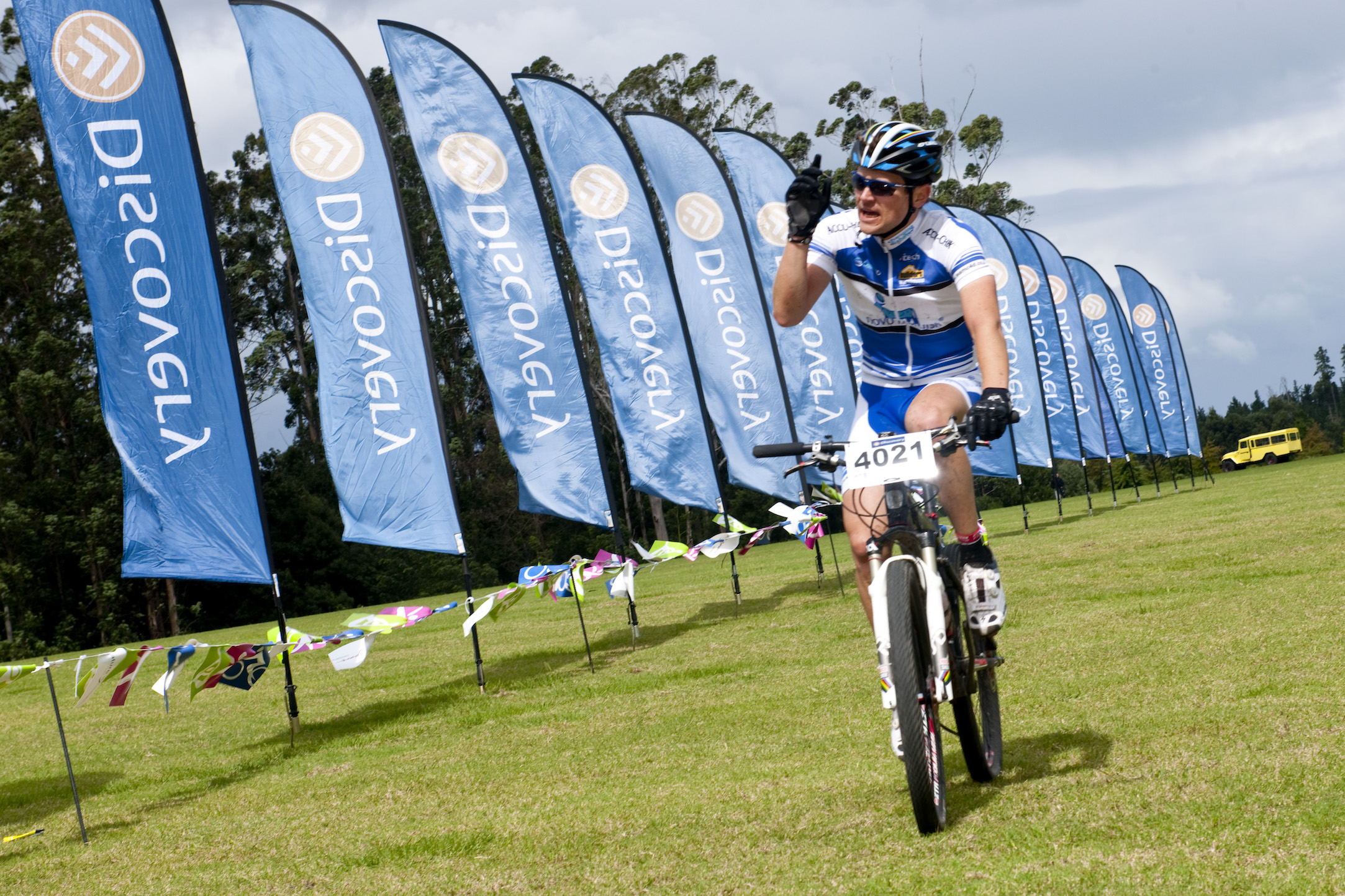 DISCOVERY PLETT EASTER GAMES MTB CHALLENGE 2014/2013